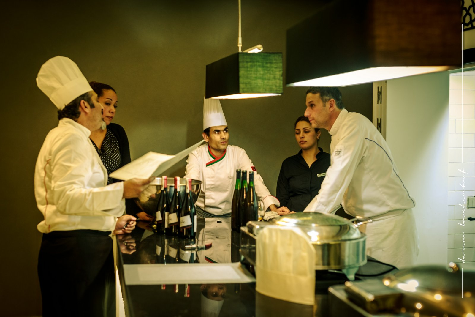 Diner de chef – Culture & Gastronomie