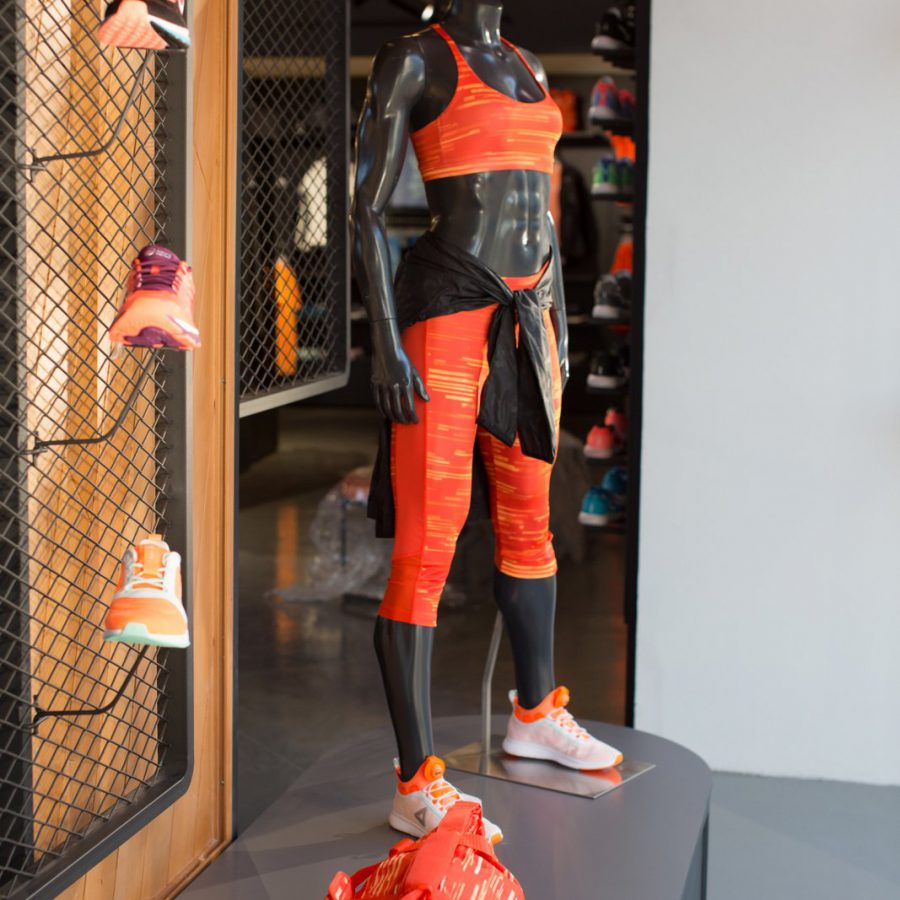 OLYMPE, magasin multibrand du sport.