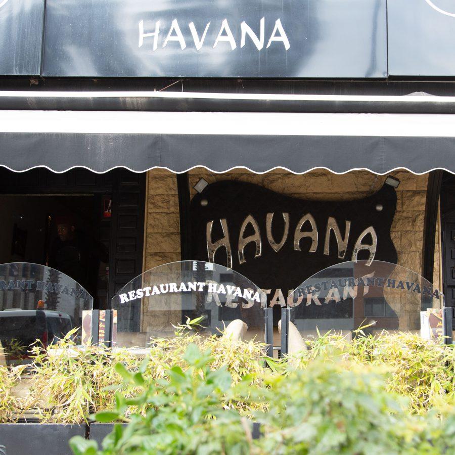 Havana restaurant and nightclub