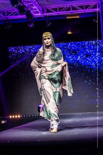 Sahara Fashion Show