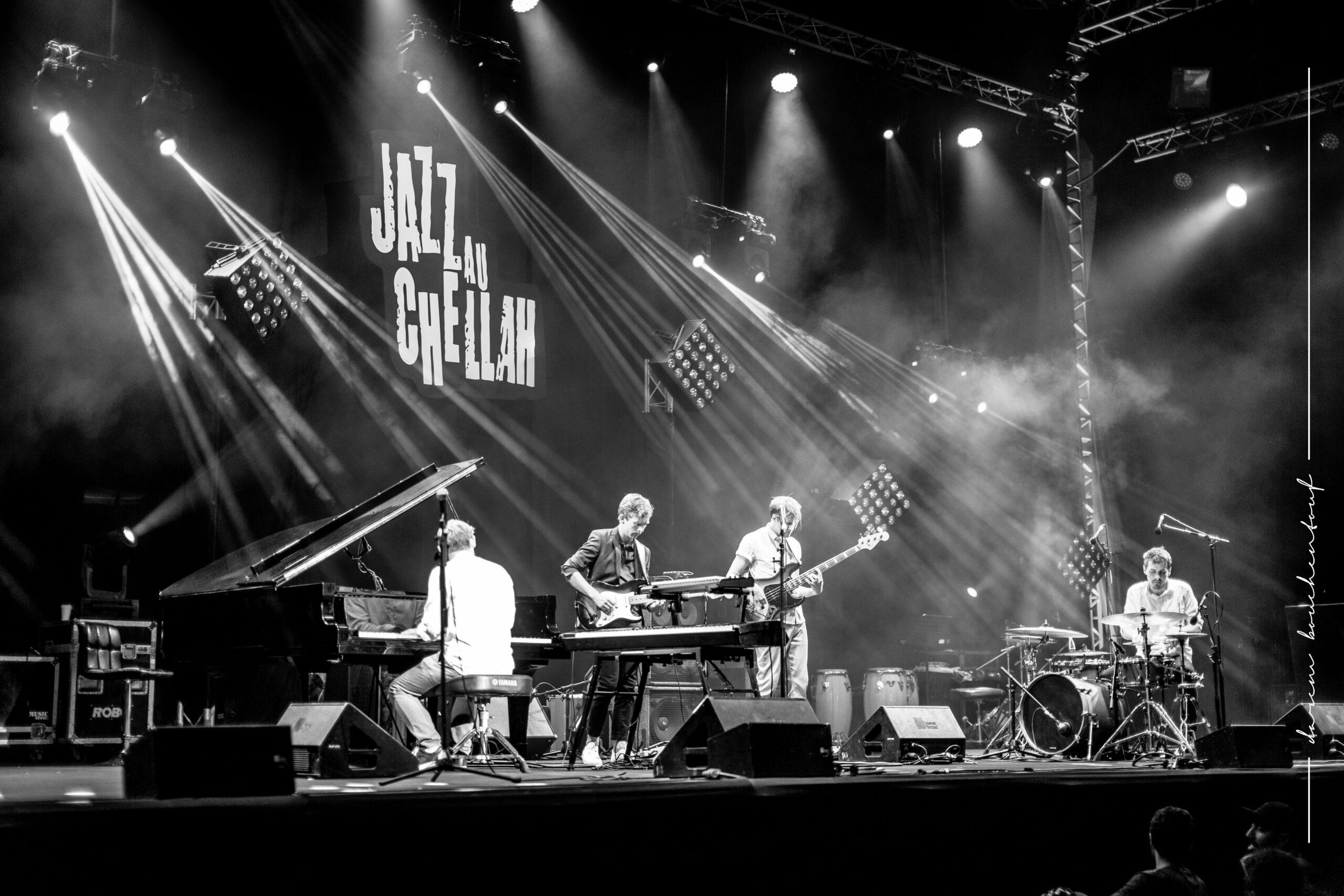 Jazz au chellah 2017